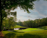 Crossings No. 15, Magnolia Grove, Robert Trent Jones Golf Trail, Mobile, AL