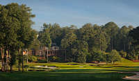 Shoal Creek, Number 18, Jack Nicklaus, architect.
