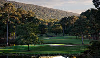 Shoal Creek 9/with Double Oak Mountain. Jack Nicklaus, architect