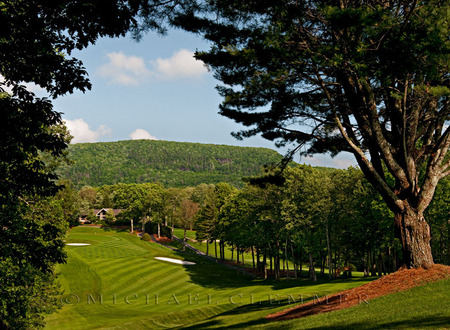 Wildcat Cliffs,Number 18, Highlands/Cashiers, NC, Bill Bergin, Architect
