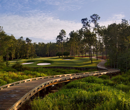 Magnolia Grove ~ Crossings, Number 8. Robert Trent Jones Golf Trail, Mobile, AL