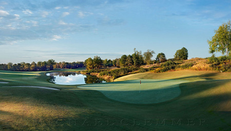 Fighting Joe, No. 17. Robert Trent Jones Golf Trail, Muscle Shoals, AL