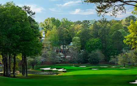 Shoal Creek 18, Jack Nicklaus architect,