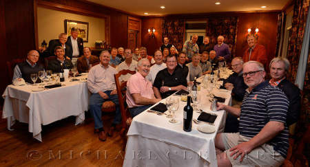 Golf Outing Dinner at Parker Lodge/FarmLinks