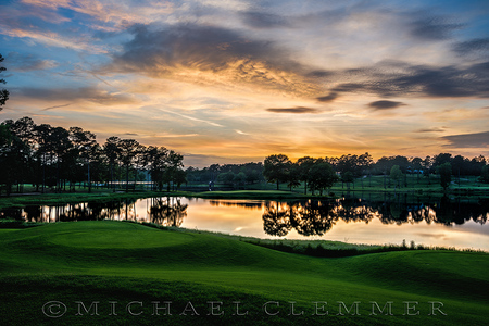Grand National, Lake 15, Robert Trent Jones Golf Trail, Opelika, Alabama
