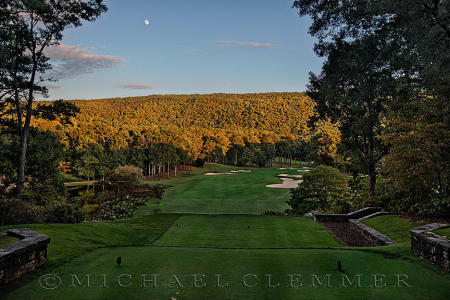 Shoal Creek 14/with Double Oak Mountain. Jack Nicklaus, architect