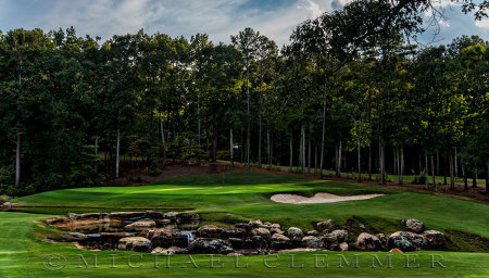 Shoal Creek 17. Jack Nicklaus, architect