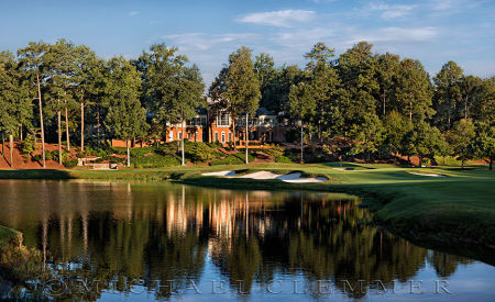 Shoal Creek 18. Jack Nicklaus, architect