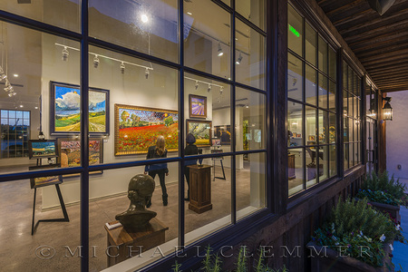 Grand Bohemian Mountain Brook (art gallery)