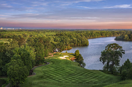 The Robert Trent Jones Golf Trail, Judge Number 1. Capitol Hill, Prattville, AL