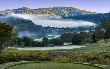 Diamond Creek Number 9, Banner Elk, NC, Tom Fazio