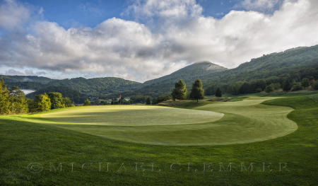 Diamond Creek Number 3, Banner Elk, NC, Tom Fazio