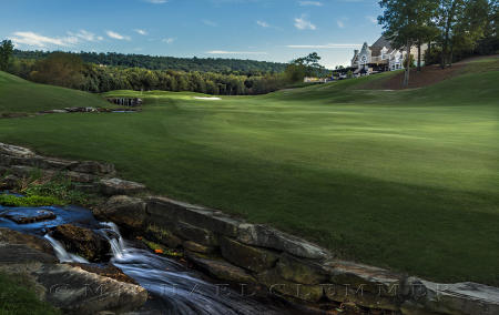 No. 18, Greystone Founders Course,