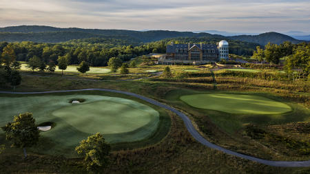Primland No. 18, Donald Steel, architect, Meadows of Dan, VA