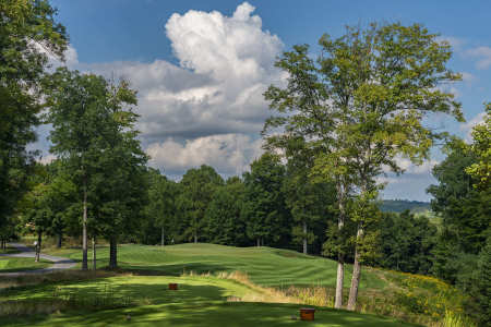 Primland No. 12, Donald Steel, architect, Meadows of Dan, VA
