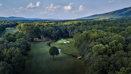 Shoal Creek No. 6, Jack Nicklaus, Shoal Creek, AL