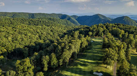 Primland No. 7, Donald Steel, architect, Meadows of Dan, VA
