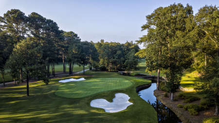 Shoal Creek No. 10, Jack Nicklaus, Shoal Creek, AL