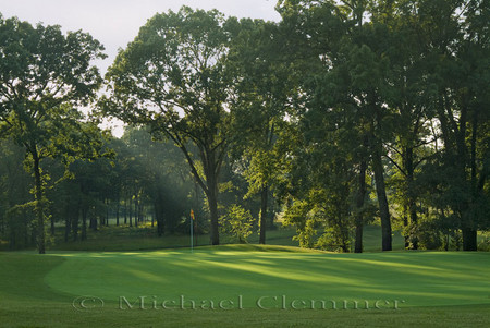 The Schoolmaster, Robert Trent Jones Golf Trail, Muscle Shoals, Al