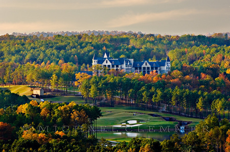Renaissance Ross Bridge Golf Resort & Spa. Birmingham, AL.